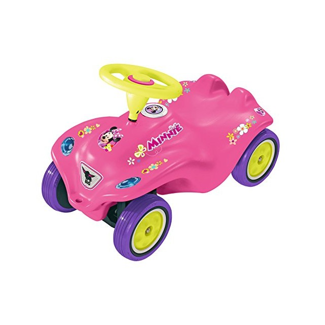 Poganjalec Big Bobby New Car Minnie Mouse Pink 56168