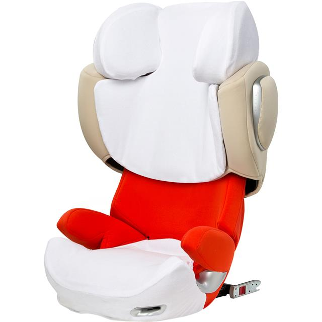 Cybex prevleka za avtosedež Solution Q summer white 514409004