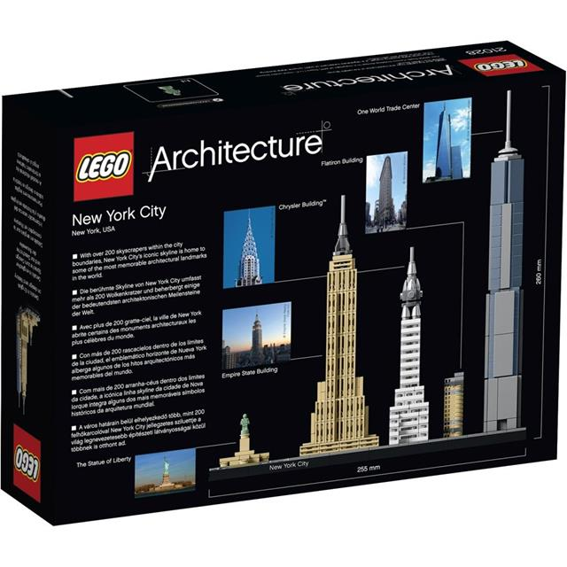 Lego Architecture New York - 21028