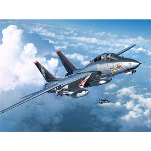 Model Set F-14D Super Tom - 6065