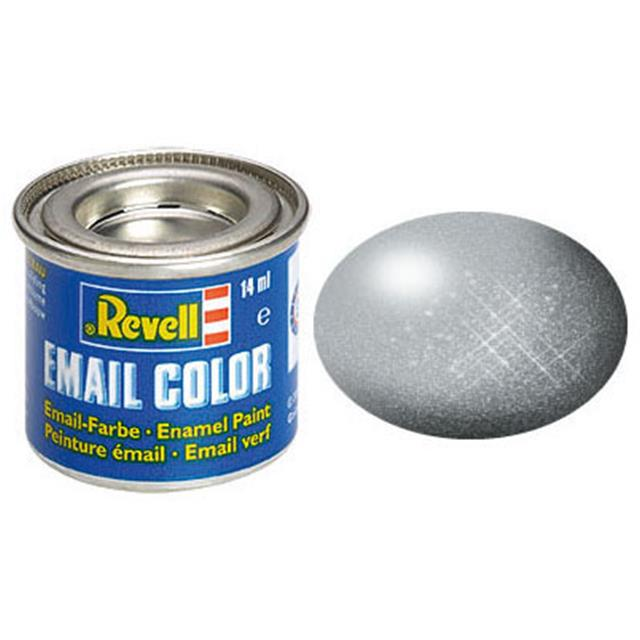 Revell email BARVA 190 - Silver, Metalic, 14ml