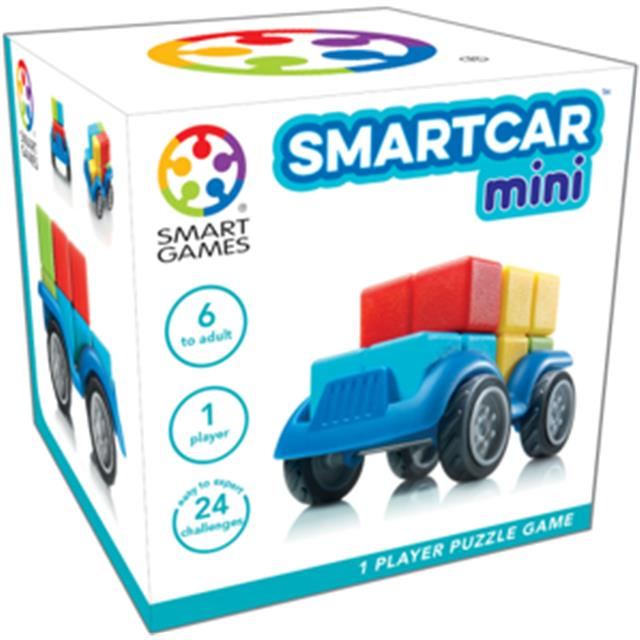 Smart Games Pametni avto mini