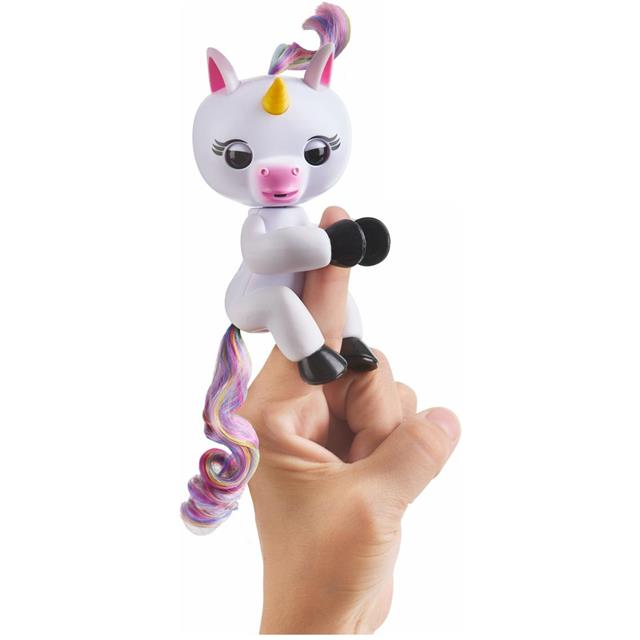 Fingerlings Samorog White - Gigi