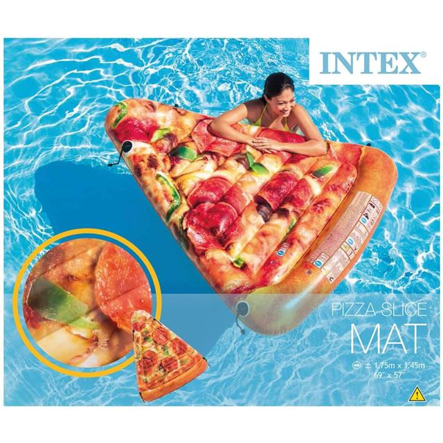 Intex 58752EU blazina Pizza kos 175 x 145cm