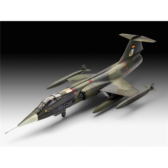 Model Set F-104G Starfighter - 6050