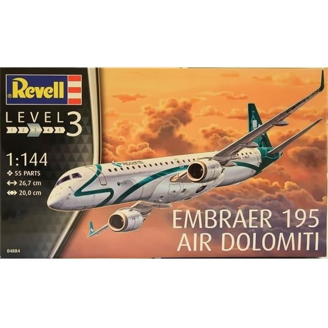 Model Set Embraer ERJ 195 - 6050